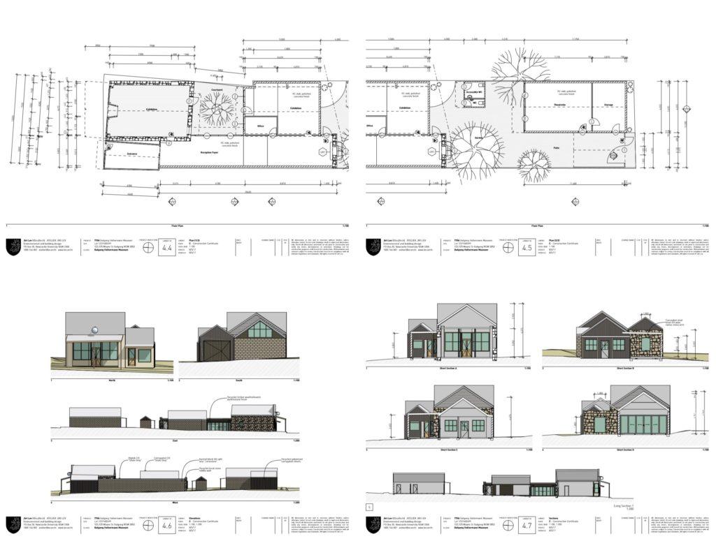 110 sustainable community museum facility design