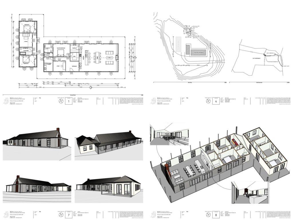 210 traditional contemporary homestead design